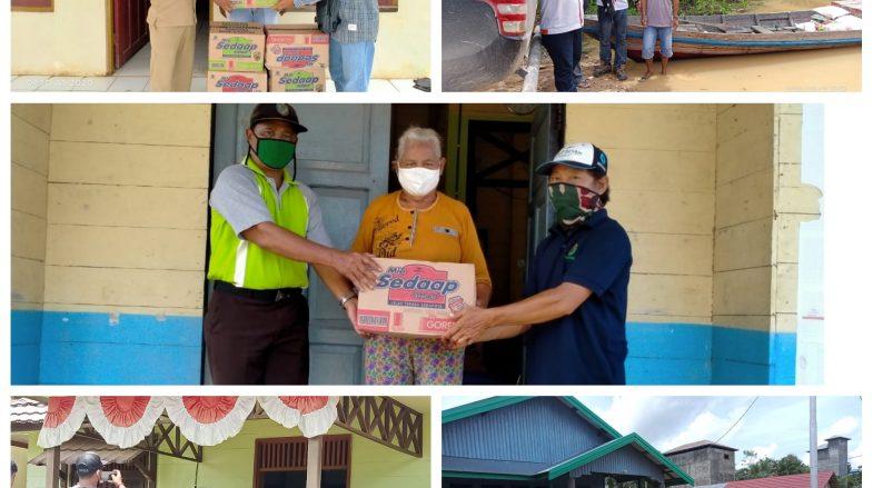 Bantuan Sembako Musibah Banjir