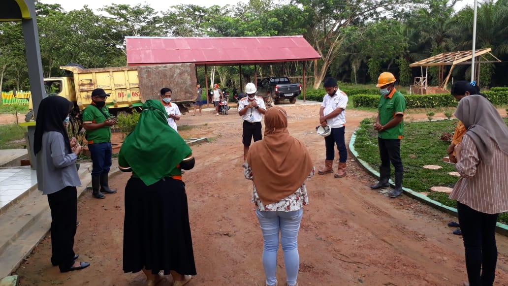 Apel Pagi Estate BHJE Bersama Area Controller 1, Selasa 29 September 2020