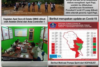 KOPASUST (Koran Pagi Sustainabillity) 08 September 2020