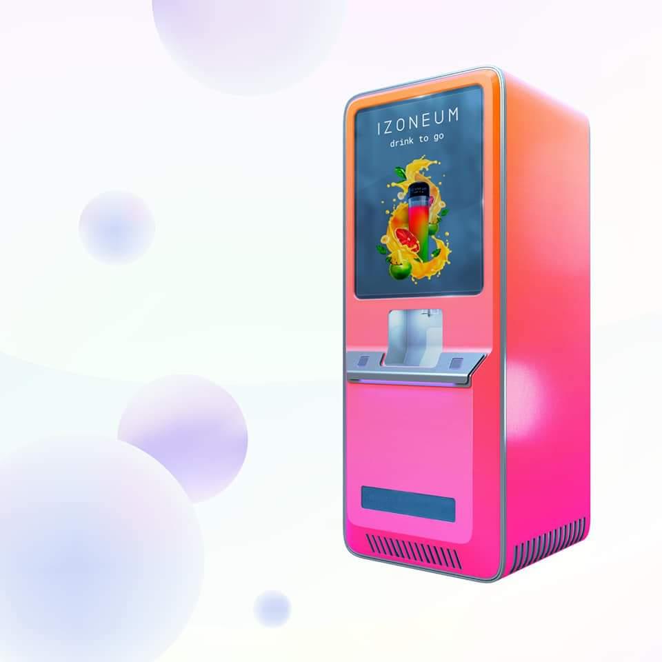 AQUIX - Izoneum Minuman Masa Depan