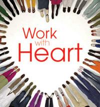 Bekerja dengan Hati