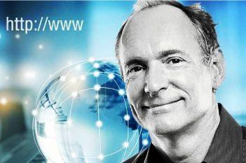 Penemu WWW - Sir Tim Berners-Lee