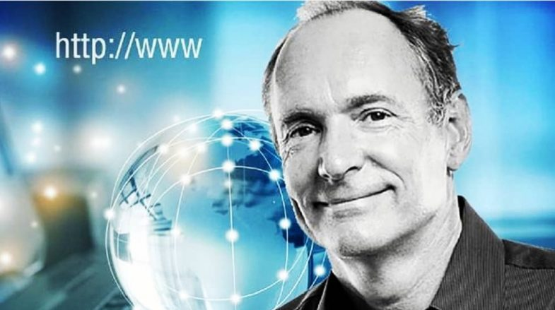 Penemu WWW - Sir Tim Berners-Lee