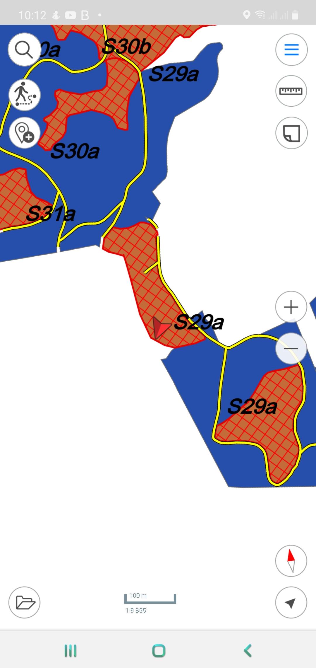 Quality Check Area Controller 1 di Blok S29a SMRE Divisi 3, Selasa - 27 Oktober 2020