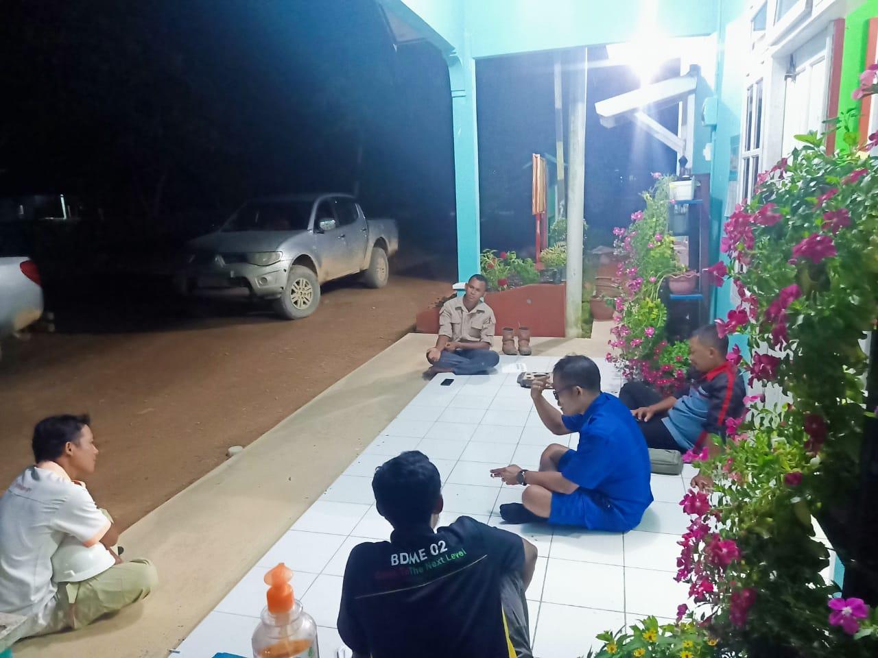 Suasana BDME Malam Bersama AC dan Staff BDME.