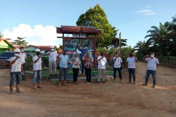 Foto Bersama Tim S2H HO dengan Bpk. RH Mentaya dan Tim dan Staff BAGE