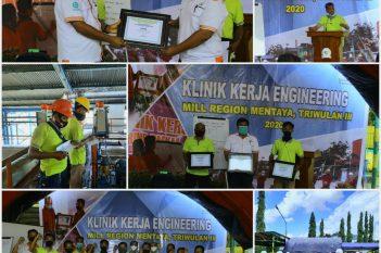 KKE, Klinik Kerja Engineering - Regional Mentaya Triwulan 3