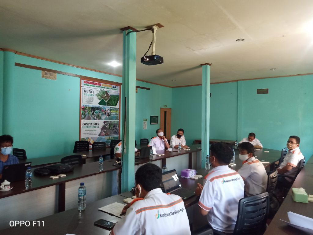 Koordinasi CI MANTHAB Oleh Pak. Kamsen S ( 1 )