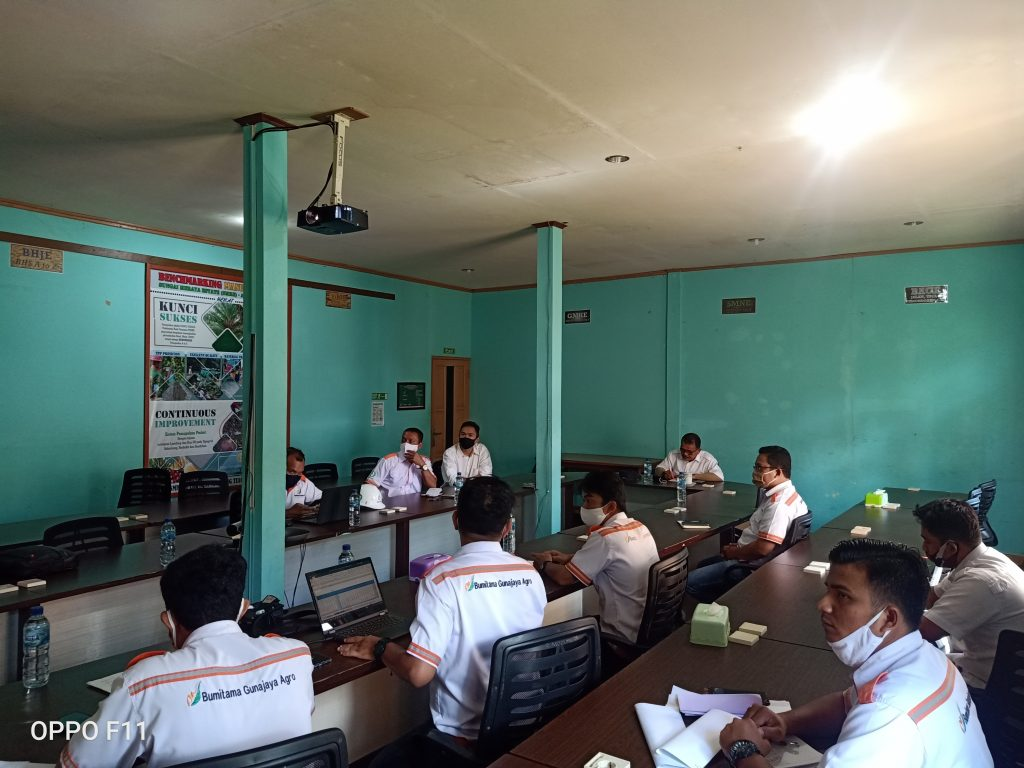 Koordinasi CI MANTHAB oleh Pak. Kamsen S ( 2 )