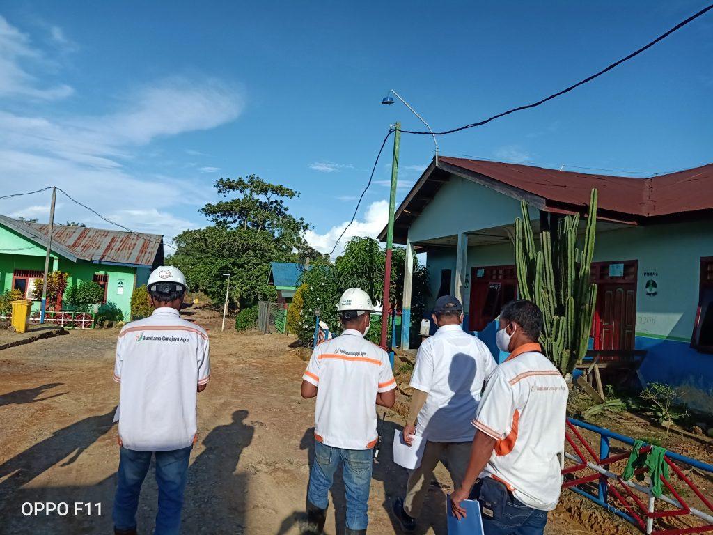 Kunjungan CI MANTHAB BAGE Rayon 1