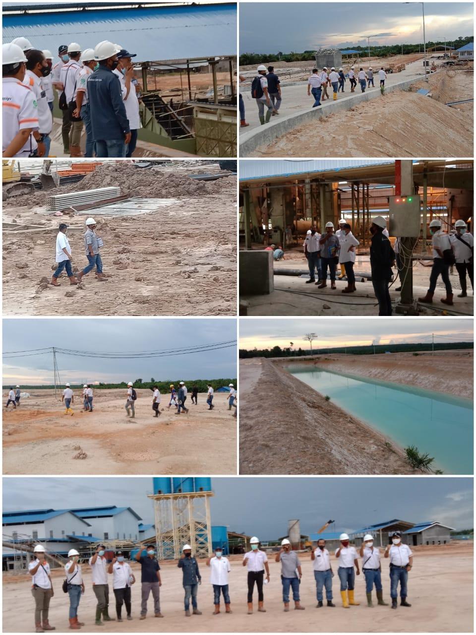 Visit Pak COO di Region Kotawaringin, 16 Nopember 2020